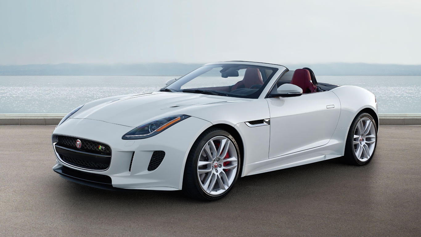 jaguar f-type convertible 3.0 litre v6 supercharged rwd – car test dummy